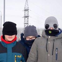 А мы - не разбойники! :: Валентина  Нефёдова