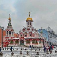 Казанский собор на Красной площади :: Olcen Len