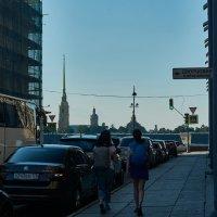 Мраморный переулок :: Натали Зимина