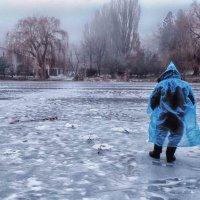 на зимней рыбалке :: юрий иванов