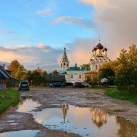 Троицкая церковь :: Леонид Иванчук