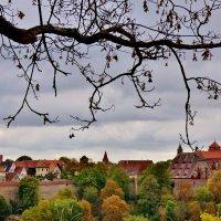 Осенний   Ротенбург :: backareva.irina Бакарева
