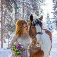 Невеста.Сибирячка :: Оксана Кузьмина