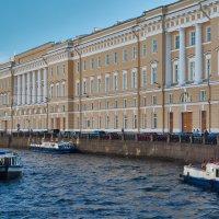 Здание Главного штаба со стороны Мойки :: Натали Зимина