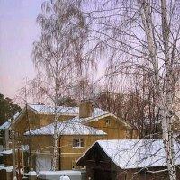 Сибирская зима. :: Мила Бовкун
