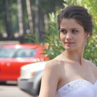 Случайный портрет :: Наталия Григорьева