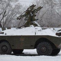 Местный арсенал :: A. SMIRNOV