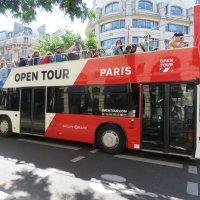 Туристический автобус. :: ИРЭН@ .