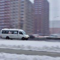 С проводкой :: Наталья Лакомова