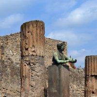 В развалинах Помпеи :: Ольга