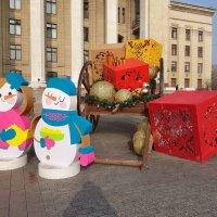 Время новогодних праздников — это время красивой, доброй сказки. :: Anna Gornostayeva
