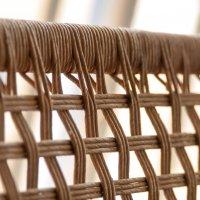 Плетёная спинка кресла. :: ВиктОр