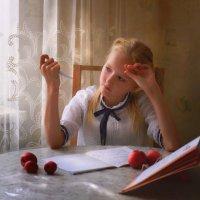 Истории из детства. Домашнее задание :: Екатерина Постонен
