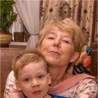 Любимый внук. :: александр мак mak