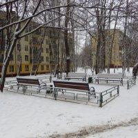 Декабрь в городе :: Андрей Лукьянов