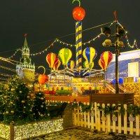 В новогоднем убранстве :: Александр Силинский