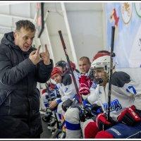Хоккей :: Игорь Волков