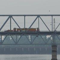 Железнодорожные мосты :: Натали Зимина