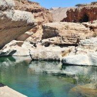 бассейн каньона Вади Бени Халед :: Георгий А