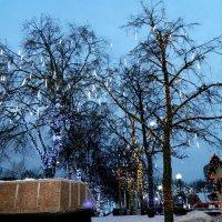 Вечерний город! :: ирина