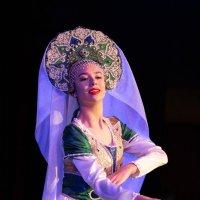 Русский танец :: Alexandra Yudina