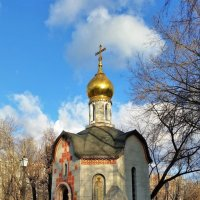 Данилов монастырь :: Константин Анисимов