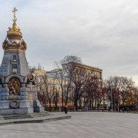 Ильинский сквер :: Сергей Лындин