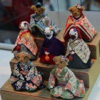 И мишки в кимоно :: ZNatasha -