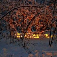 Праздник горящих свечей. :: Василий Капитанов