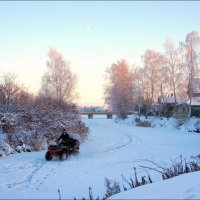 Зимние забавы 2... :: марк