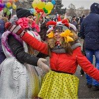 Широкая Масленица :: Василий Бобылёв