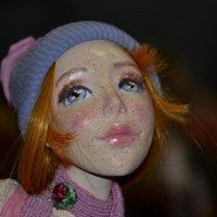 А куклы тоже есть душа...робкая, под веером ресниц... :: Ольга Русанова (olg-rusanowa2010)