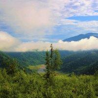 Небо над долиной :: Сергей Чиняев
