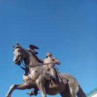 Памятник Великому князю Ольгерду :: Денис Яковлев
