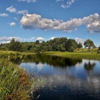 Гуляют летние облака :: Лара Симонова