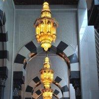 Внутри Центральной мечети в столице Маскат :: Георгий А