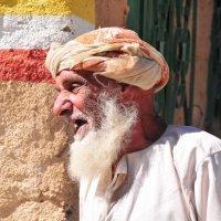 портрет старика в Омане :: Георгий А