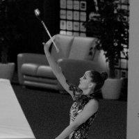 художественная гимнастика :: Олег Кручинин