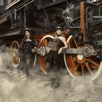 Steampunk :: Игорь Л...в