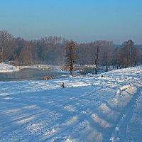 Зима. :: Николай Масляев