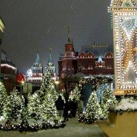 Москва предновогодняя! :: Жанна