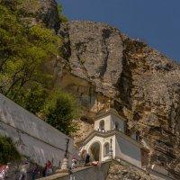 Успенский пещерный монастырь в Бахчисарае :: Александр Пушкарёв