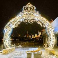 Новогодняя Москва :: Superman 2014