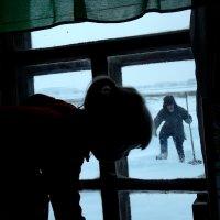 Ой, деда идёт! :: Светлана Рябова-Шатунова