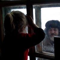Любимый дед :: Светлана Рябова-Шатунова