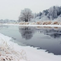 Зимний пейзажъ :: Павлова Татьяна Павлова