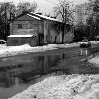 Оттепель :: Николай Филоненко