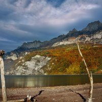 осень в горах :: Elena Wymann
