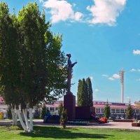 5.стадион в Жуковском :: Николай Мартынов