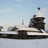 Церковь Покрова Пресвятой Богородицы. :: ТАТЬЯНА (tatik)